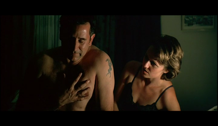 Anthony LaPaglia as Leon & Rachael Blake as Jane